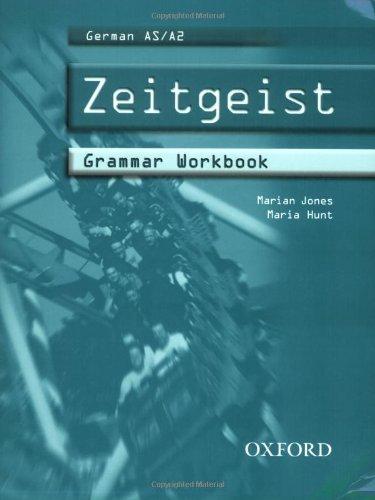 9780199123056: Zeitgeist: Part 1: Grammar Workbook 1