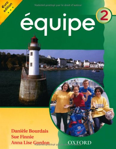 9780199123520: Equipe: Level 2: Students' Book 2: Euro Edition