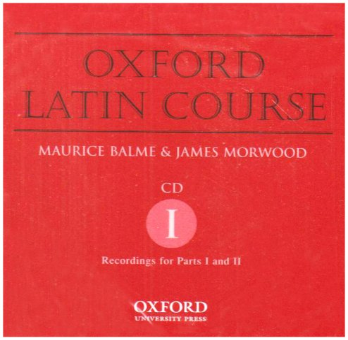 9780199124183: Oxford Latin Course: CD 1 (Latin Edition)