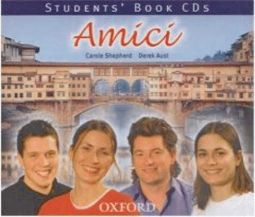 9780199124282: Amici: Audio CDs