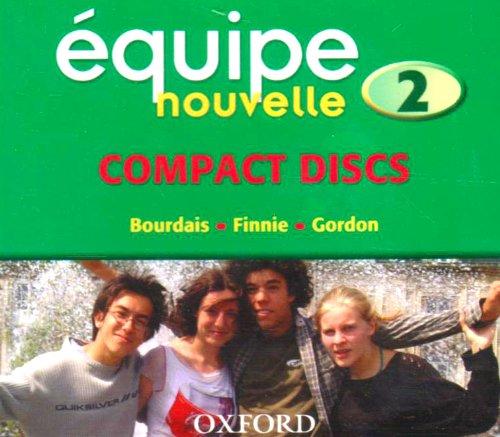 9780199124589: Equipe Nouvelle: Part 2: Set of 3 CDs