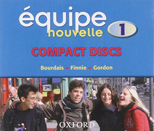 9780199125777: Equipe Nouvelle: Part 1: 3-pack of Set of 3 CDs