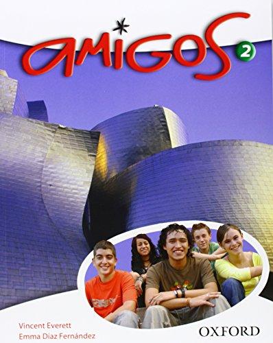 9780199126330: Amigos: 2: Students' Book