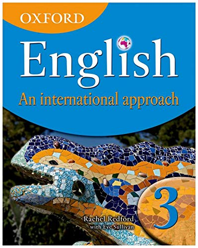 Oxford English: An International Approach, Book 3: Sullivan, Eve
