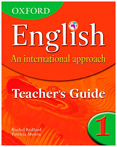 9780199126682: Oxford English: An International Approach: Teacher's Guide 1