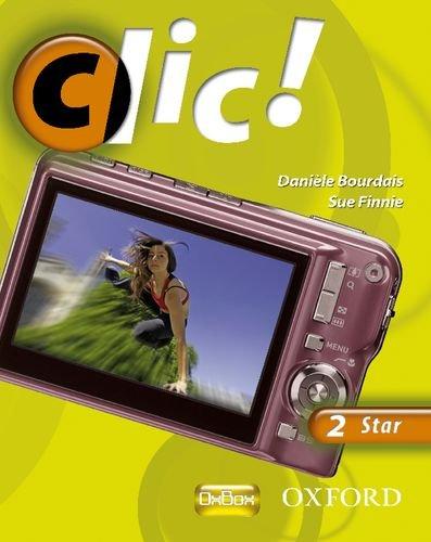 9780199126873: Clic!: 2: Students' Book Star