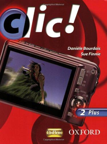 9780199126880: Clic!: 2: Students' Book Plus