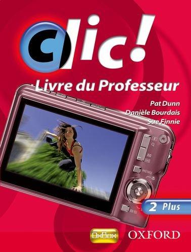 9780199126910: Clic!: 2: Teacher's Resource Book and CD Plus