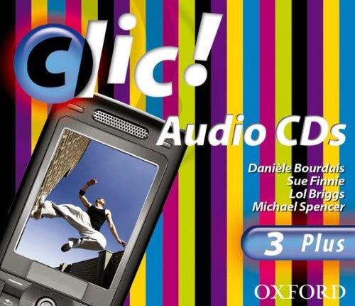 9780199127061: Clic!: 3: CDs Plus