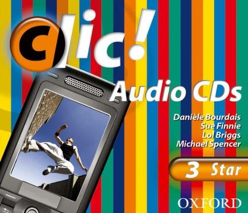 9780199127078: Clic!: 3: CDs Star