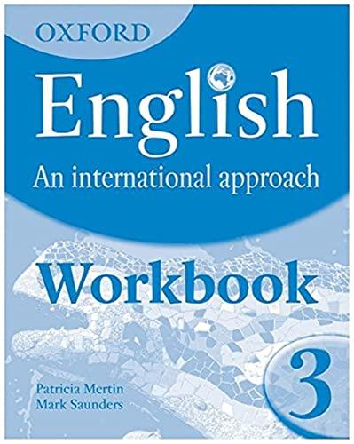 9780199127252: Oxford English. An International Approach: Workbook 3