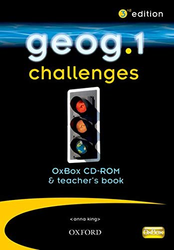 9780199127320: Geog.1 Challenges OxBox CD-ROM & Teacher's Book