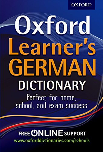 9780199127474: Oxford Learner's German Dictionary