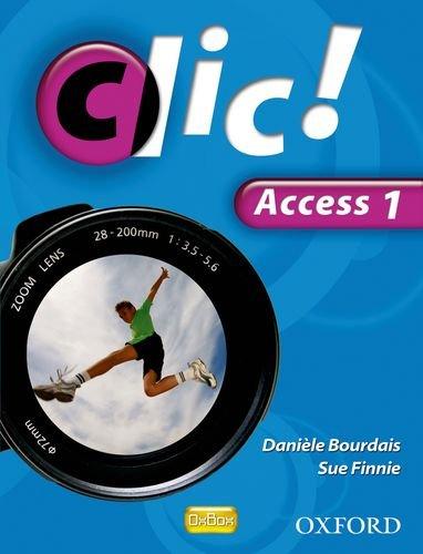9780199127498: Clic!: Access Part 1 Student Book