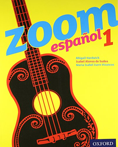 9780199127542: Zoom Espaol 1, . Student Book