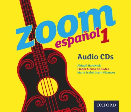 9780199127573: Zoom espanol 1 Audio CDs