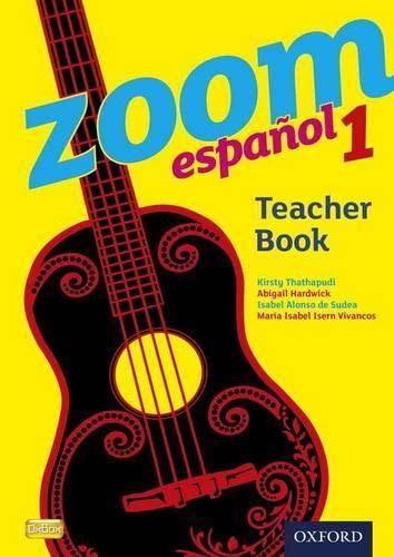 9780199127580: Zoom español 1 Teacher Book