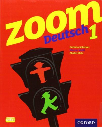 9780199127702: Zoom Deutsch 1 Student Book