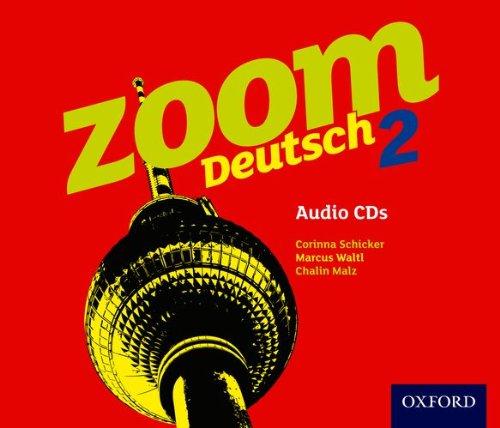 9780199127818: Zoom Deutsch 2 Audio CDs (4 Pack)