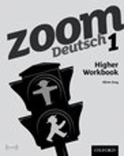 9780199128112: Zoom Deutsch 1 Higher Workbook (8 Pack)