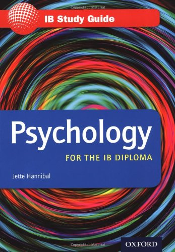 9780199128303: Psychology for the IB Diploma Study Guide (International Baccalaureate)