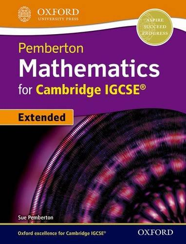 9780199128747: Pemberton mathematics for Cambridge IGCSE. Student book. Per le Scuole superiori. Con espansione online