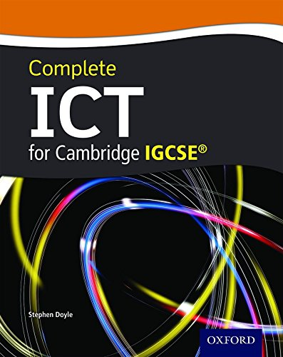 9780199129065: Complete ICT for IGCSE®