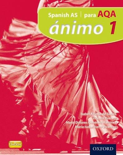 9780199129089: Ánimo: 1: Para AQA Student Book (Animo)