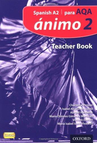 9780199129119: Animo: 2: Para Aqa Teacher Book