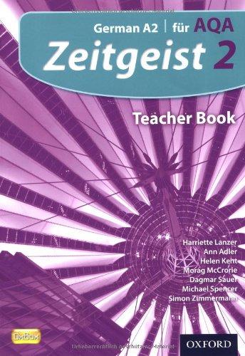 9780199129195: Zeitgeist: 2: Fur Aqa Teacher Book
