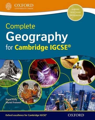 9780199129317: Complete geography for Cambridge IGCSE. Per le Scuole superiori