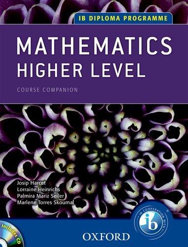 9780199129348: IB Course Companion: Maths Higher: 2nd edition (International Baccalaureate)