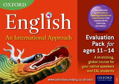 9780199129508: Oxford Englishan International Approach