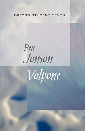 9780199129577: Oxford Student Texts: Volpone