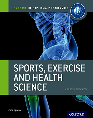 9780199129690: Ib course book: sports, exercise & health. Per le Scuole superiori. Con espansione online (Ib Course Companion)