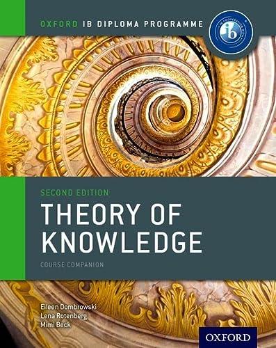 9780199129737: Ib course book: theory knowledge. Per le Scuole superiori. Con espansione online (Ib Course Companions)