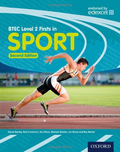 9780199129911: BTEC Level 2 Firsts in Sport Student Book (Btec First Sport)