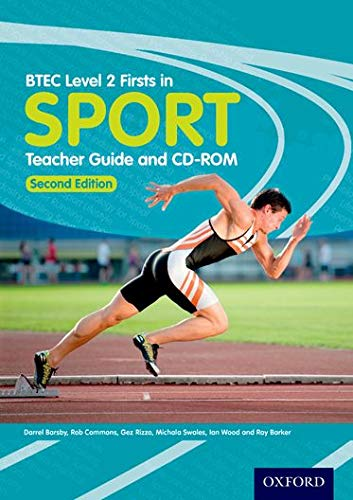 BTEC Level 2 Firsts in Sport Teacher Guide (Mixed media product): Darrel Barsby, Ian Wood, Ray ...