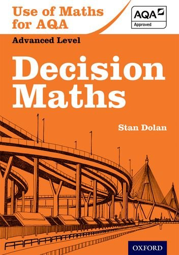 9780199129942: Use of Maths for AQA Decision Maths
