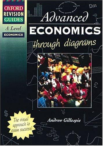 9780199132874: Advanced Economics Through Diagrams (Oxford Revision Guides)