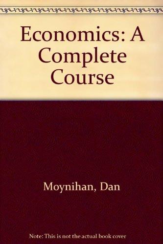 9780199133222: Economics: A Complete Course