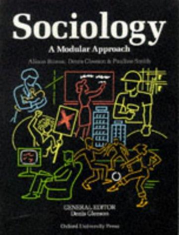9780199133314: Sociology: A Modular Approach