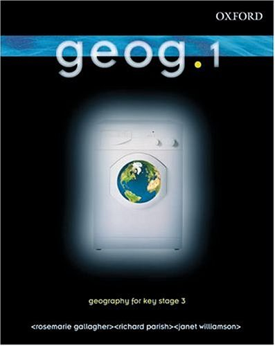 9780199134069: Geog.123: Student's Book Level 1