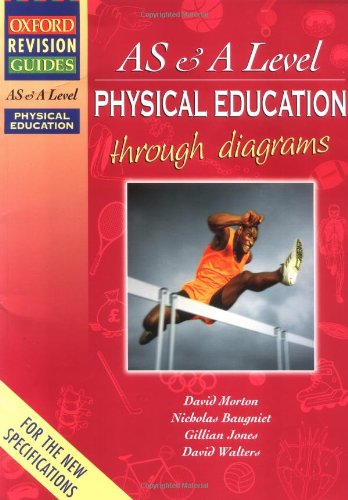 9780199134113: Advanced Physical Education Through Diagrams (Oxford revision guides: A level)