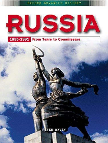 9780199134182: Russia 1855-1991