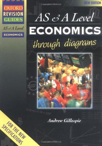 9780199134298: Advanced Economics Through Diagrams
