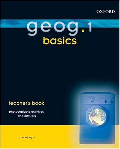 9780199134410: geog.123: Part 1: Teacher's Book: geog.1 basics