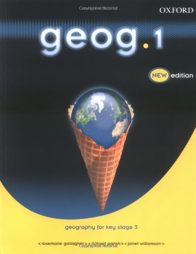 9780199134496: Geog.123: Student's Book Level 1