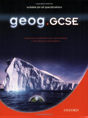 9780199134663: geog.GCSE: Students' Book