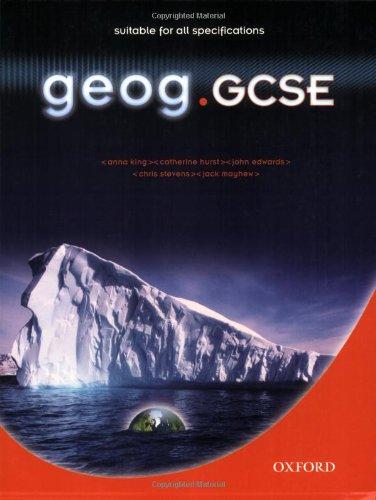 geog.GCSE: Students' Book: Anna King, Chris